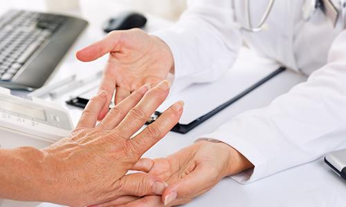リウマチの診断